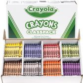 Crayola Classpack Crayons - Crayon