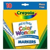 72 Units of Crayola Color Wonder Marker - Markers