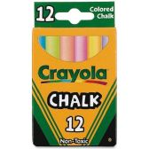 Crayola Colored Chalk - Office Supplies