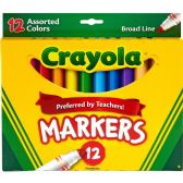 Crayola Conical Tip Classic Markers - Markers