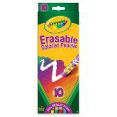 120 Units of Crayola Erasable Colored Pencil - Office Supplies