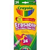 Crayola Erasable colored pencils - Office Supplies
