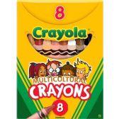 Crayola Multicultural Crayons - Crayon