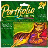 Crayola Portfolio Series Oil Pastel - Folders & Portfolios