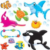 48 Units of Trend Sea Buddies Bulletin Board Set - Bulletin Boards & Push Pins