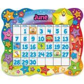 Trend Star Calendar Bulletin Board Set - Calendar