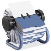 24 Units of Rolodex Business Card File - Business cards