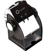 Rolodex Rotary Mesh Business Card File - Business cards