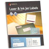 30 Units of Maco Address Label - Labels