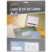 80 Units of Maco Address Label - Labels