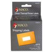 36 Units of Maco Direct Thermal Printer Labels - Labels