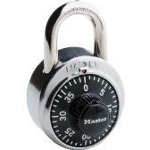 Master Lock Combination Padlock - Office Clipboards