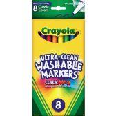 Crayola Washable Thinline Marker - Markers