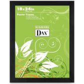 Dax Black Wood Poster Frame - Poster