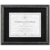 64 Units of Dax Brushed Charcoal Document Frame - Frame