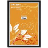 Dax Metro 2-tone Wide Poster Frame - Poster