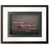 56 Units of Dax Nature Quotes Motivational Prints Frame - Frame