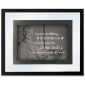 56 Units of Dax Presidential Quotes Motvtnl Print Frame - Frame