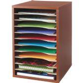 Safco Compact Adjustable Shelf Organizer - Organizer