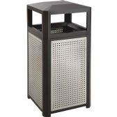 Safco EVOS Series Waste Receptacle - Janitorial Supplies