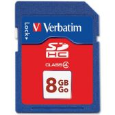 92 Units of Verbatim 8 GB Secure Digital High Capacity (SDHC) - Flash Drives