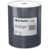 Verbatim 97016 DVD Recordable Media - DVD-R - 16x - 4.70 GB - 100 Pack Wrap - Data Media