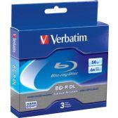 Verbatim Blu-ray Dual Layer BD-R DL 6x Disc - Flash Drives