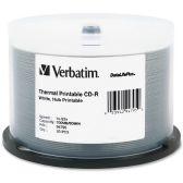 Verbatim DataLifePlus 94795 CD Recordable Media - CD-R - 52x - 700 MB - 50 Pack Spindle - Data Media