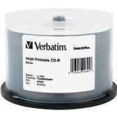 Verbatim DataLifePlus 94892 CD Recordable Media - CD-R - 52x - 700 MB - 50 Pack Spindle - Data Media