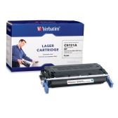 8 Units of Verbatim HP C9721A Compatible Cyan Toner (4600, 4650) - Ink & Toner Cartridges
