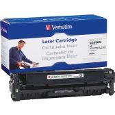 Verbatim HP CC530A Compatible Black Toner Cartridge - Ink & Toner Cartridges