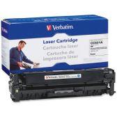 8 Units of Verbatim HP CC531A Compatible Cyan Toner Cartridge - Ink & Toner Cartridges