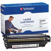 8 Units of Verbatim HP CE250A Compatible Black Toner Cartridge - Ink & Toner Cartridges