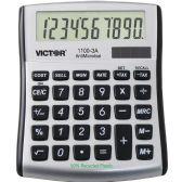 Victor 11003A Mini Desktop Calculator - Office Calculators