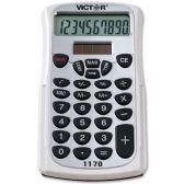 51 Units of Victor 1170 Handheld Calculator - Office Calculators