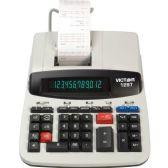 Victor 1297 Commercial Calculator - Office Calculators