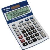 Victor 9800 Easy Check Two-Line Calculator - Office Calculators