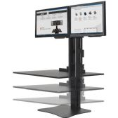 Victor High Rise Monitor Stand - Computer monitor