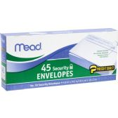 Mead Security Envelopes - Envelopes