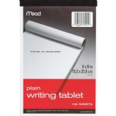 1368 Units of Mead Writing Tablet - Note Books & Writing Pads