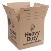 19 Units of Duck Double-wall Construction Heavy-duty Boxes - Boxes & Packing Supplies