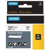 Dymo RhinoPRO Flexible Wire & Cable Label Tape - Cable wire