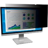 "3M™ Privacy Filter for 23"" Widescreen Monitor - Computer monitor"