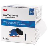 "Easy Trap Duster, 8"" x 30ft, White, 60 Sheets/Box, 8 Boxes/Carton - Boxes"