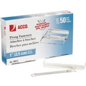 Acco Premium Prong Fastener - Fasteners