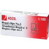 Acco Regal Owl Paper Clips - Paper clips