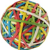 Acco Rubber Band Ball - Rubber bands