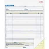 Adams 2-Part Carbonless Purchase Order Book - Order book