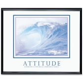 30 Units of Advantus Attitude Motivational Poster - Poster