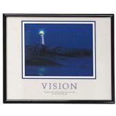 30 Units of Advantus Decorative Vision Motivational Poster - Poster